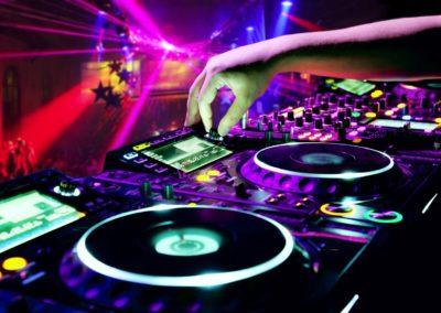 Muzyka DJ