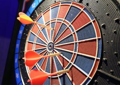 Atrakcje na imprezy - dartsy