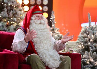 Mikołaj z Laponii w Polsce TVP 3